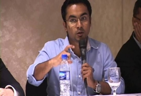 Mayukh Choudhury, CEO and co-Founder, Milaap